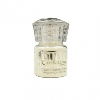 Tonic Nuvo poudre a embosser crystal clear