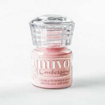 Tonic Nuvo poudre a embosser ballerina pink