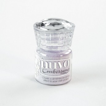 Tonic Nuvo poudre a embosser soft lilac