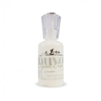 Tonic Nuvo crystal drops 30ml gloss white