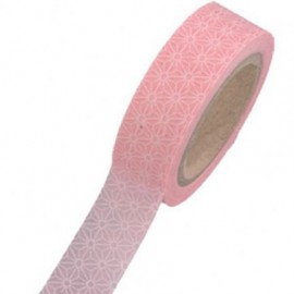 Efco Creative Tape Mandala Rose 15 mm 10 m