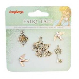 ScrapBerry's - Charms - Fairy Tale 2