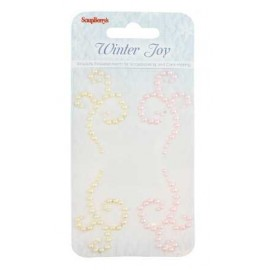ScrapBerry's - Perles - Winter Joy 1